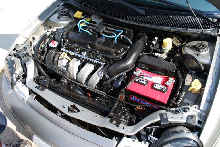 98 Plymouth Neon ACR Coupe Dohc Engine Bay