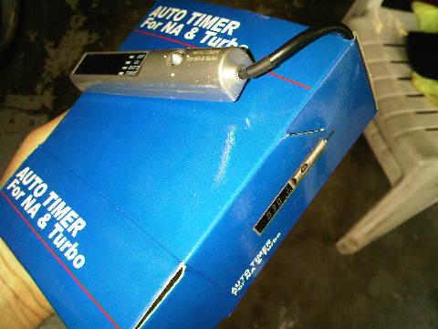 Fake Apexi Turbo Timer