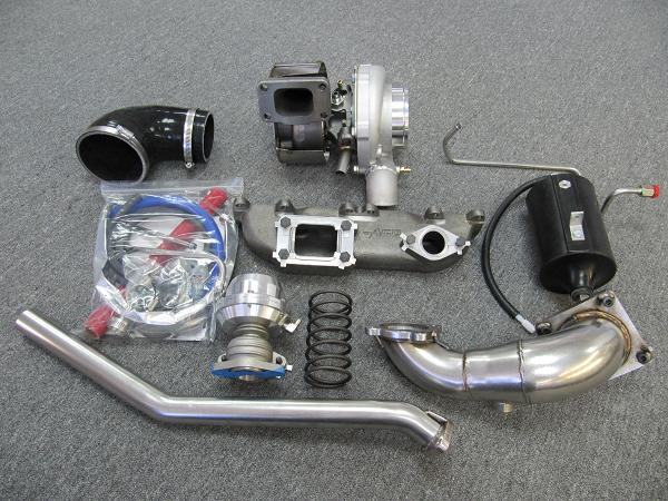 Dodge SRT-4 AGP Delta 42 Turbo Kit