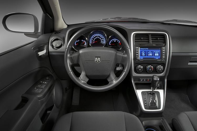 2010 Dodge Caliber New Redesigned Interior