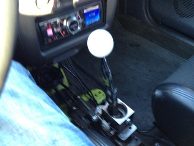 Srt4 Shifter Bushing