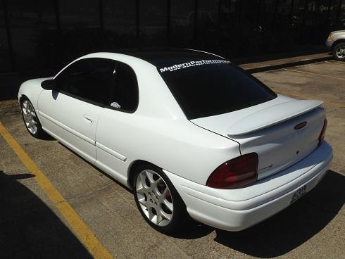 Vinnys 98 Neon Coupe!