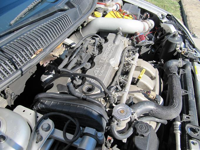 Have a big turbo on your SRT4? Good, your 1/3 of the way to